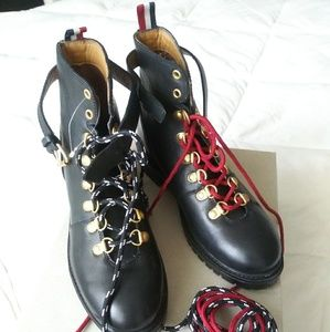 Urban Outfitters Hiker Boots Leather